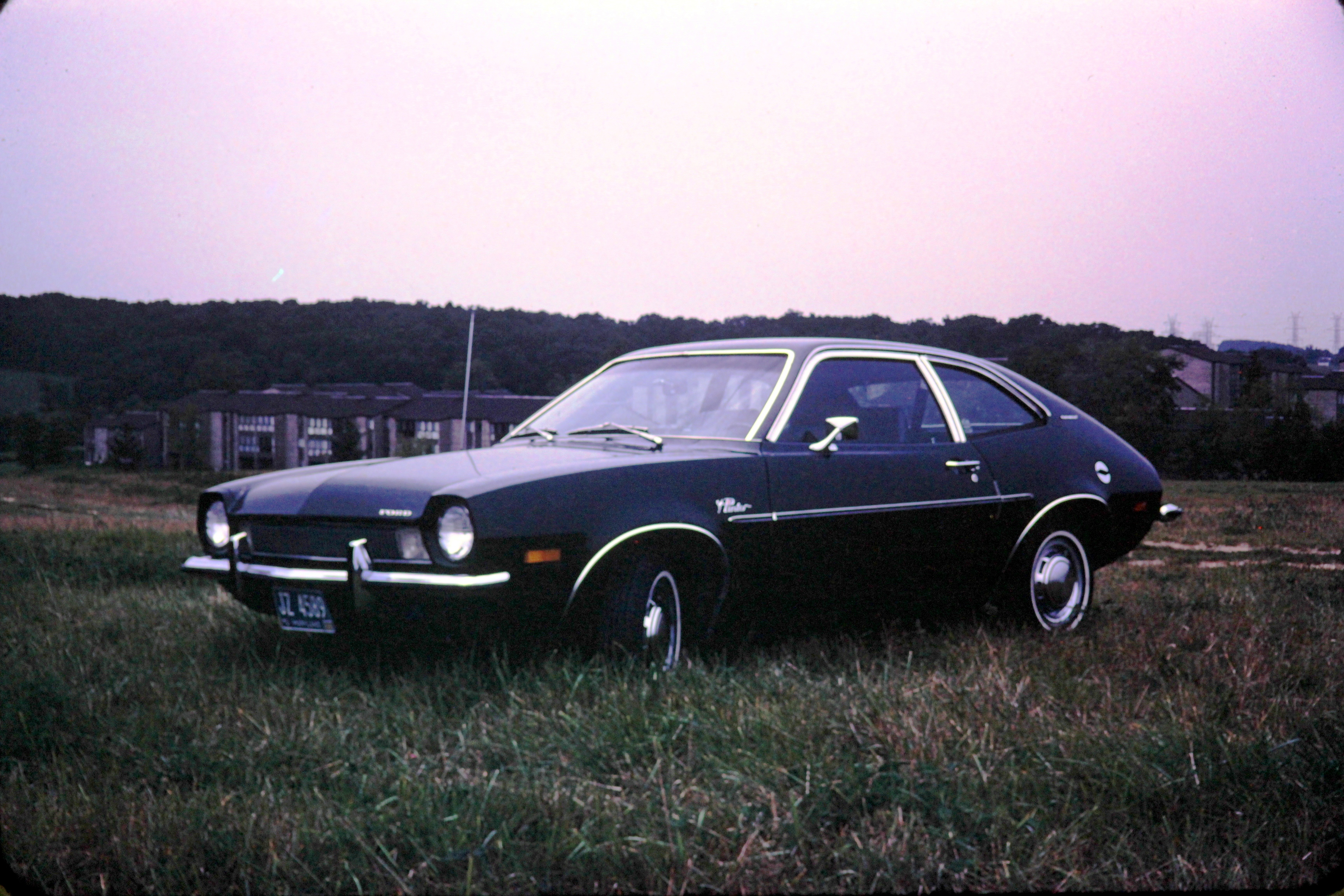 1971 Ford Pinto. (Credit Joe Haupt/Flickr Commons/CC BY- & The Cars That Made America - History in the Headlines markmcfarlin.com