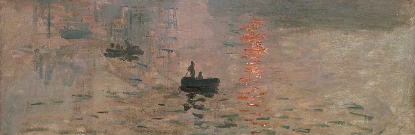 Impression, Sunrise (Impression, Soleil Levant), 1872, by Claude Monet (1840-1926).  This piece gave the Impressionist movement it's name. (Credit: DeAgostini/Getty Images)