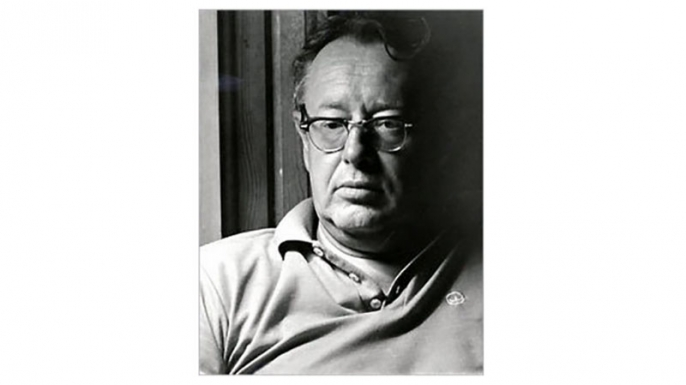 Author and Korean War surgeon Richard Hornberger, who wrote under the alias Richard Hooker.