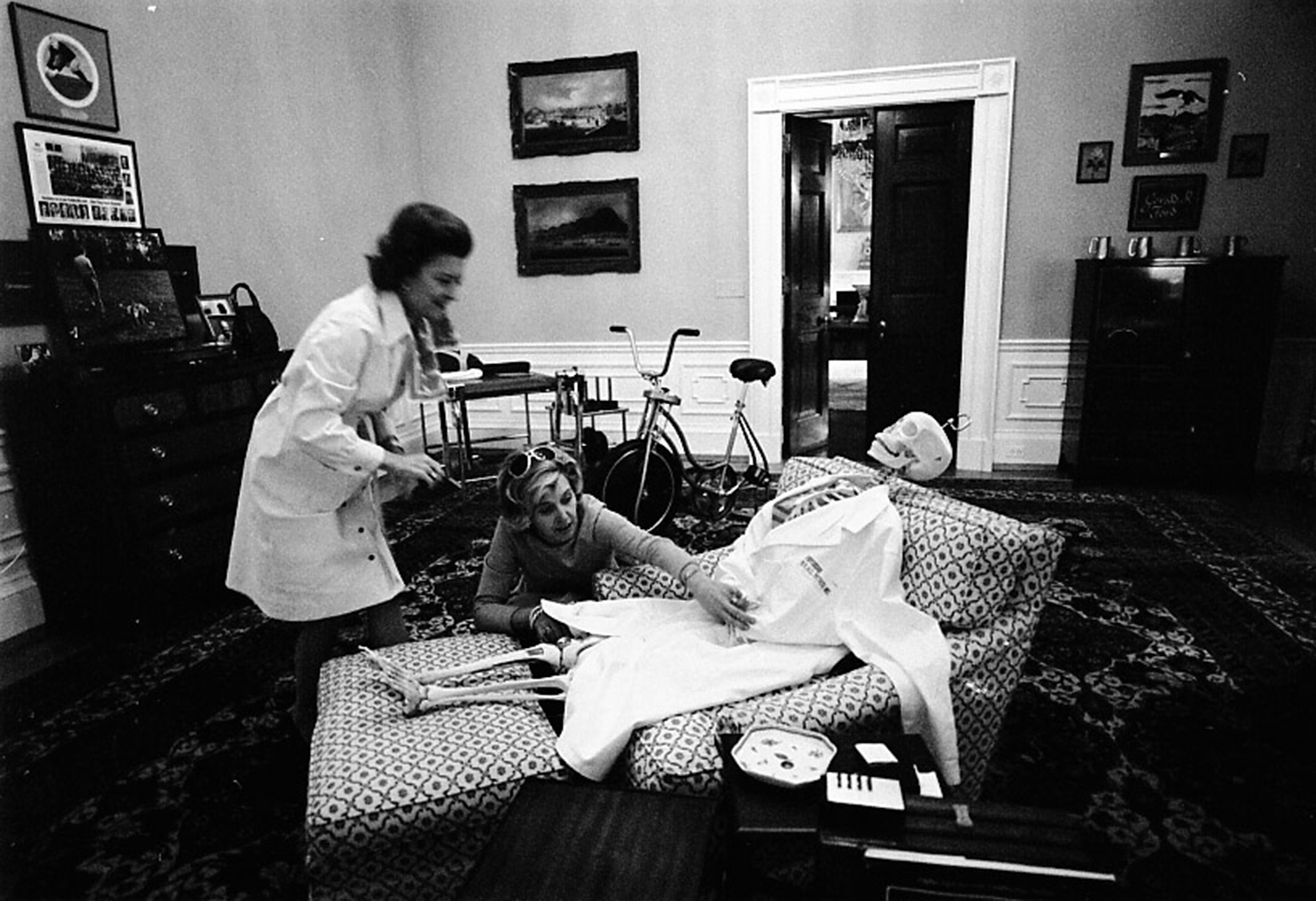 Monsters in the White House: The Best Presidential Halloween ...