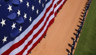 Why the Star-Spangled Banner is Played At Sporting Events