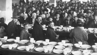 The Messy Fight to Feed Immigrants at Ellis Island