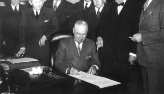 The Surprising Trump–Truman Connection at the United Nations