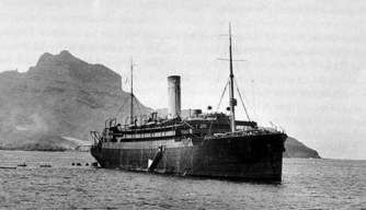 The $10-Million Dollar Cache of WWI-Era Gold That's Sitting Off the Coast of Ireland