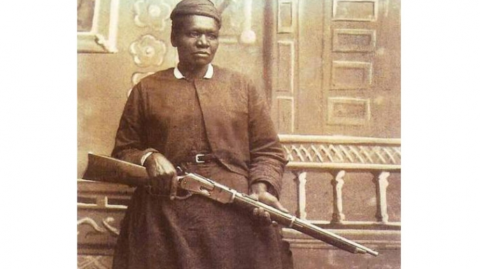 Mary Fields, 1895.