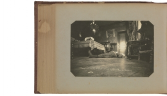 A Look Back at the Crime Scene Photos That Changed How Murder is Documented