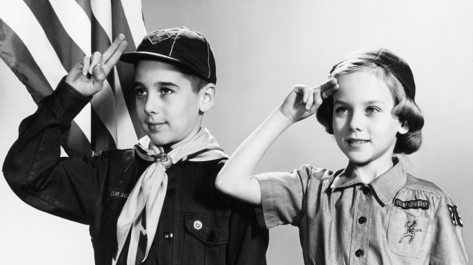 Boy Scouts of America allowing girls to join