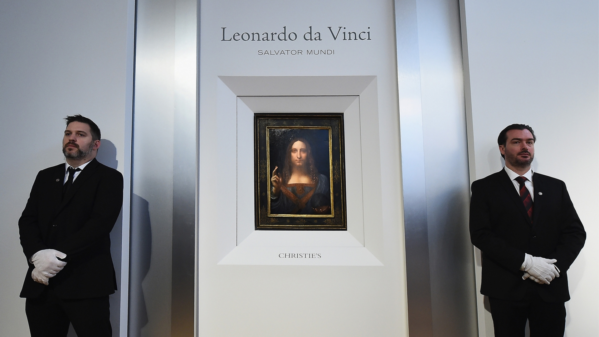 Last Da Vinci Painting in Private Hands to Be Sold at Auction
