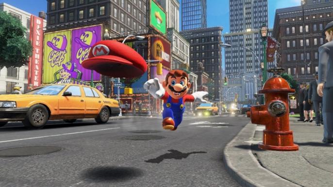Super Mario Odyssey. (Credit: Nintendo)