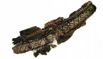Why Are These Viking Burial Clothes Inscribed with Arabic Script?