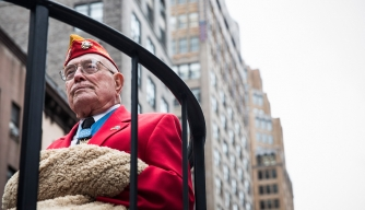 This Flamethrower Operator is the Last Living Medal of Honor Recipient from the Pacific Theater