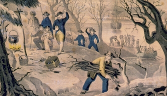 The Firewood Shortage That Helped Give Birth to America