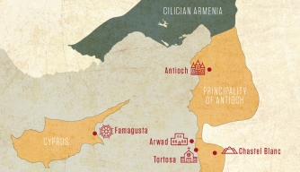 Knights Templar Hot Spots in the Holy Land