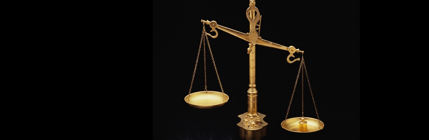 Scales of Justice. (Credit: Visions of America/UIG via Getty Images)