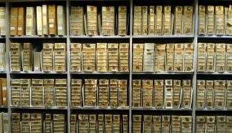 Step Into the Vatican's Secret Archives