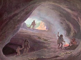 an introduction to the history of neanderthals The caveman catastrophe time warp trio in the classroom  neanderthals but when they trade  introduction this lesson provides.