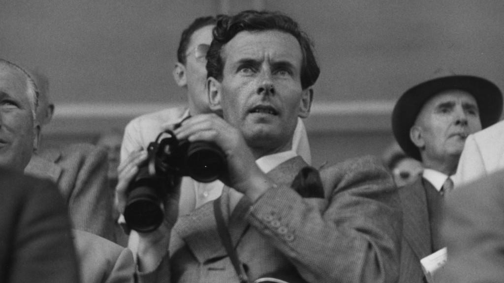 Peter Townsend, 1955.