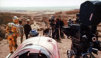 Glorious Behind-the-Scenes Photos of the 'Star Wars' Universe