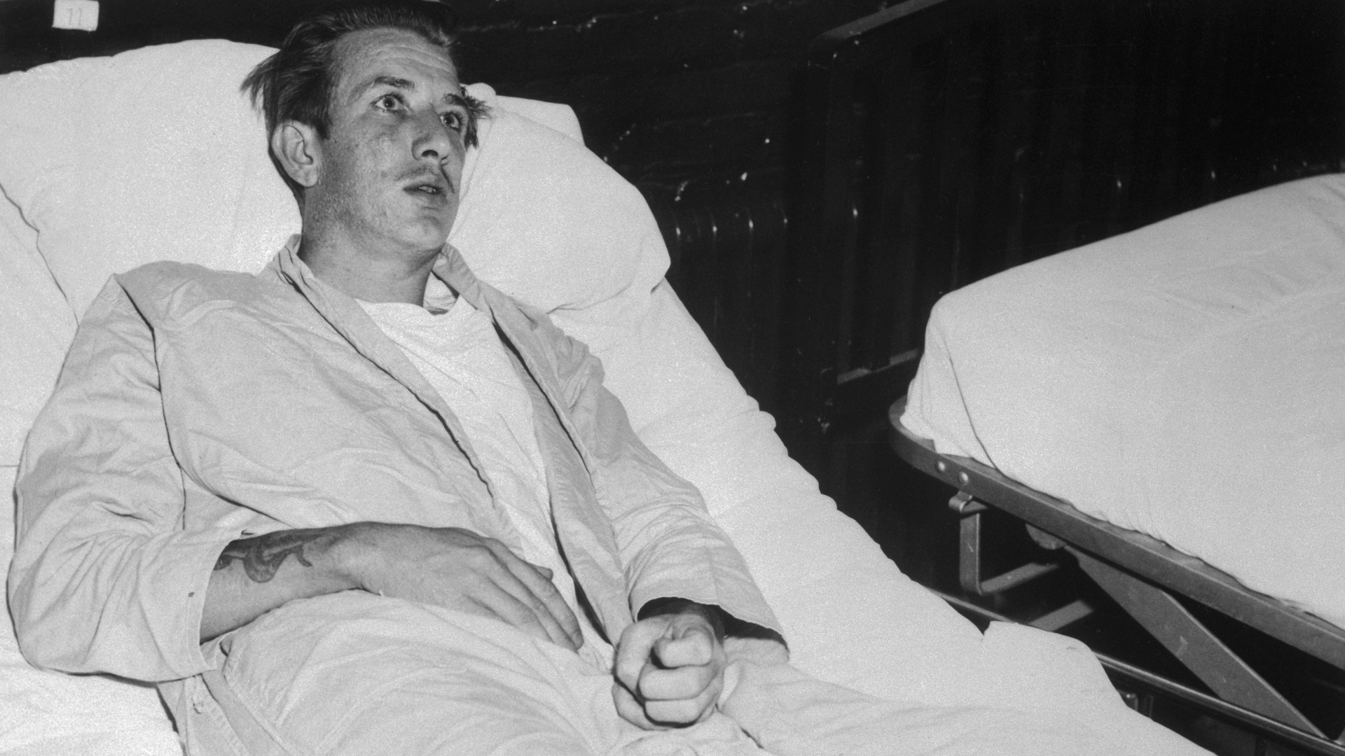 Richard Speck, accused slayer of eight student nurses. (Credit: Bettmann Archive/Getty Images)