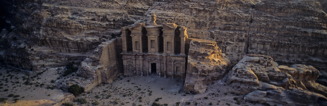The Monastery, or Al-Dier. (Credit: Soltan Frédéric/Sygma via Getty Images)