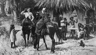 The Enslaved Native Americans Who Made The Gold Rush Possible