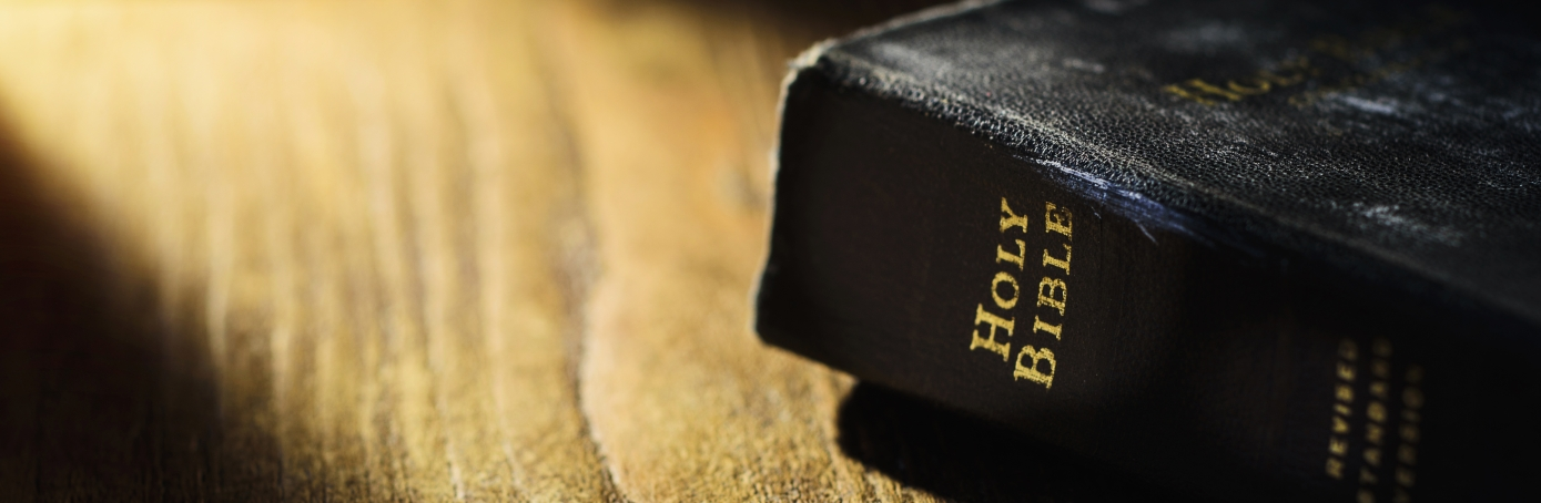 The Bible. (Credit: Tetra Images/Getty Images)