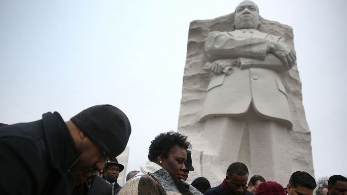 the fight of martin luther king The guardian - back to home  martin luther king's forgotten legacy his fight for economic  half a century on from the assassination of martin luther king,.