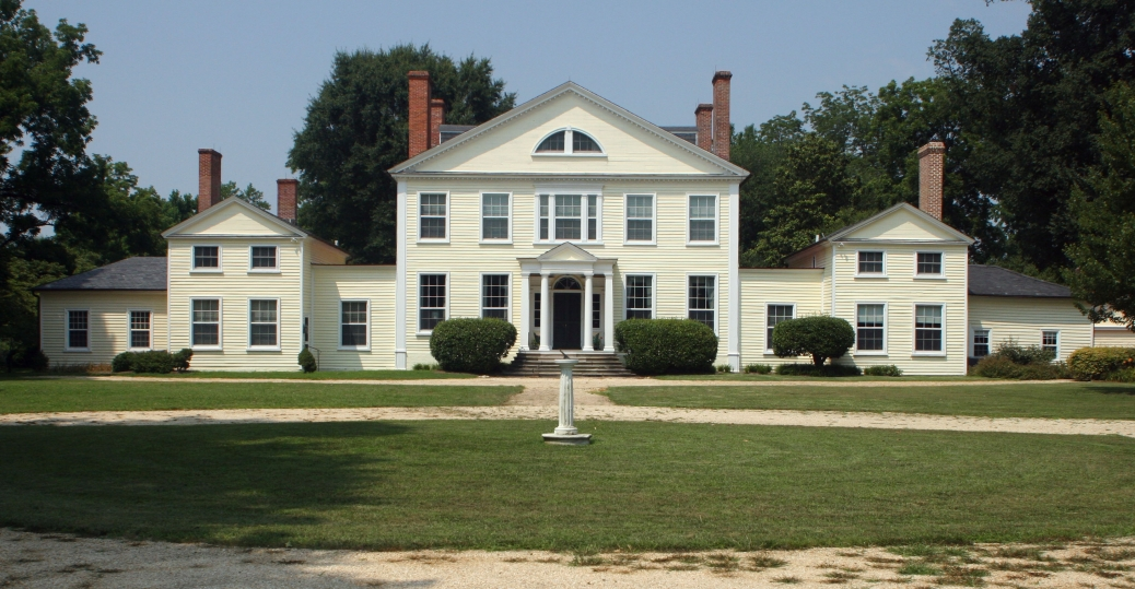 Wye Plantation, where Frederick Douglass was enslaved, as of 2006. (Credit: Kathleen Lange/AP Photo)