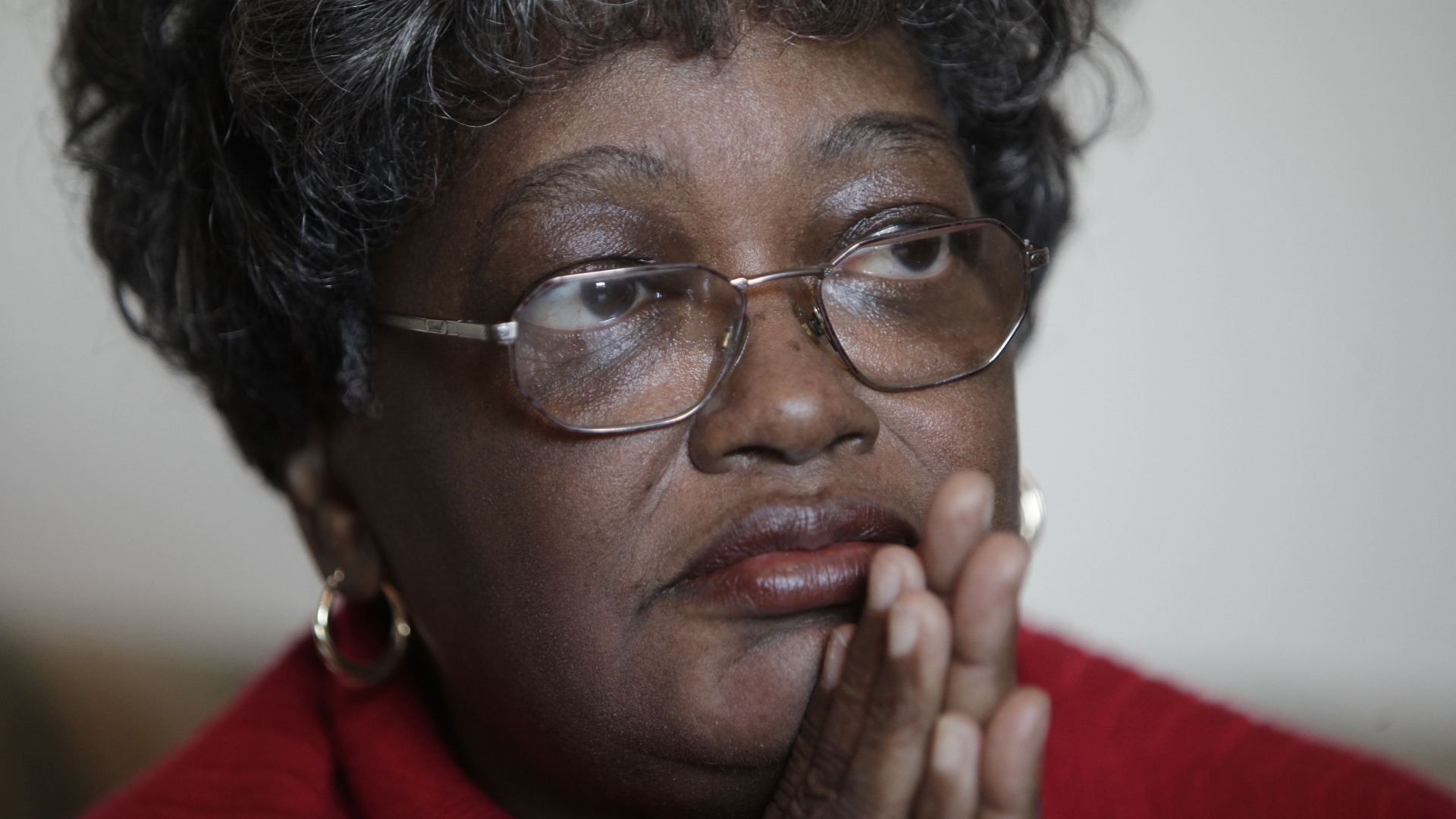 Bronx resident Claudette Colvin in 2009. (Credit: Julie Jacobson/AP Photo)