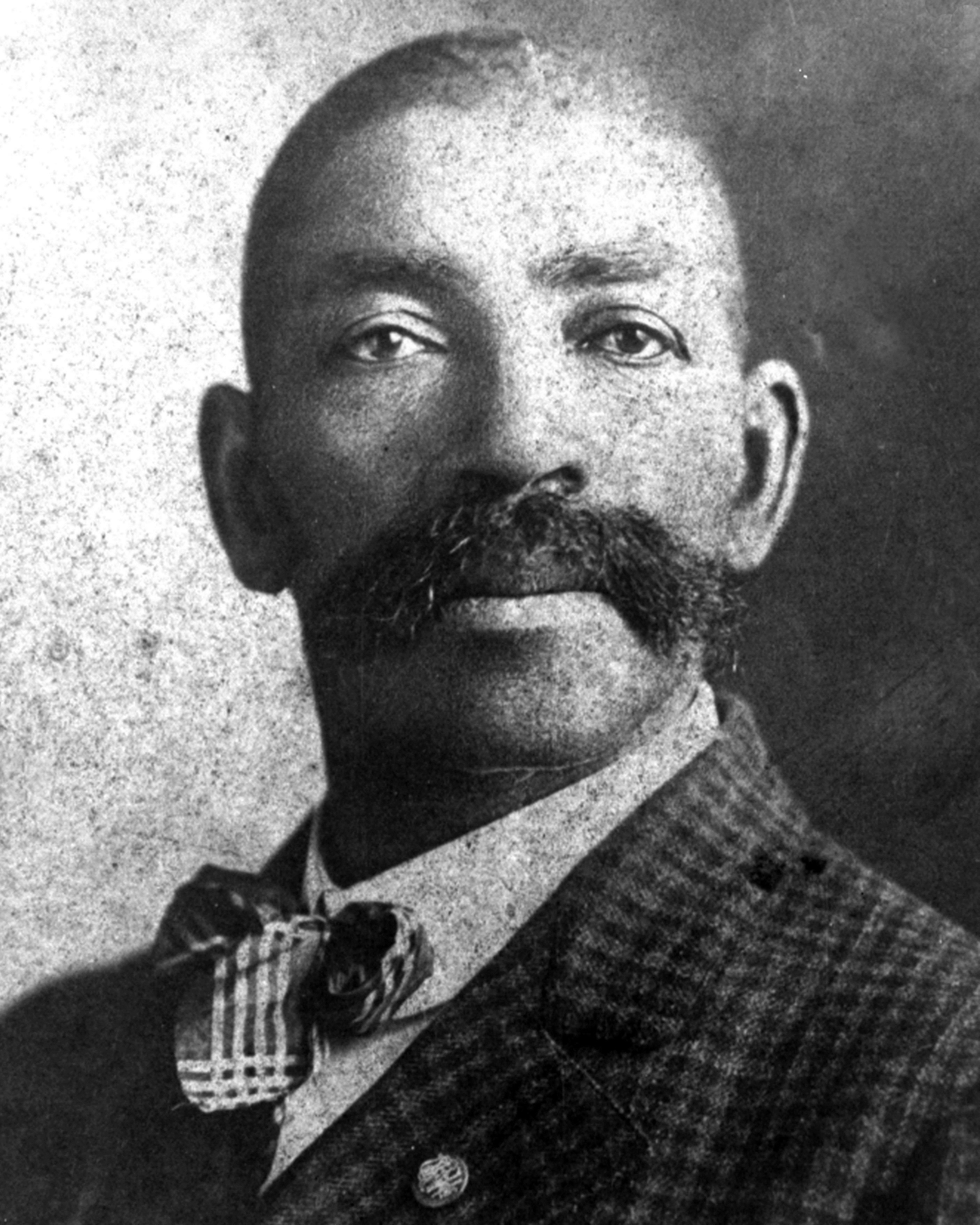 Bass Reeves. (Credit: Public Domain)