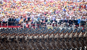 These Historic Military Parades Turned Heads