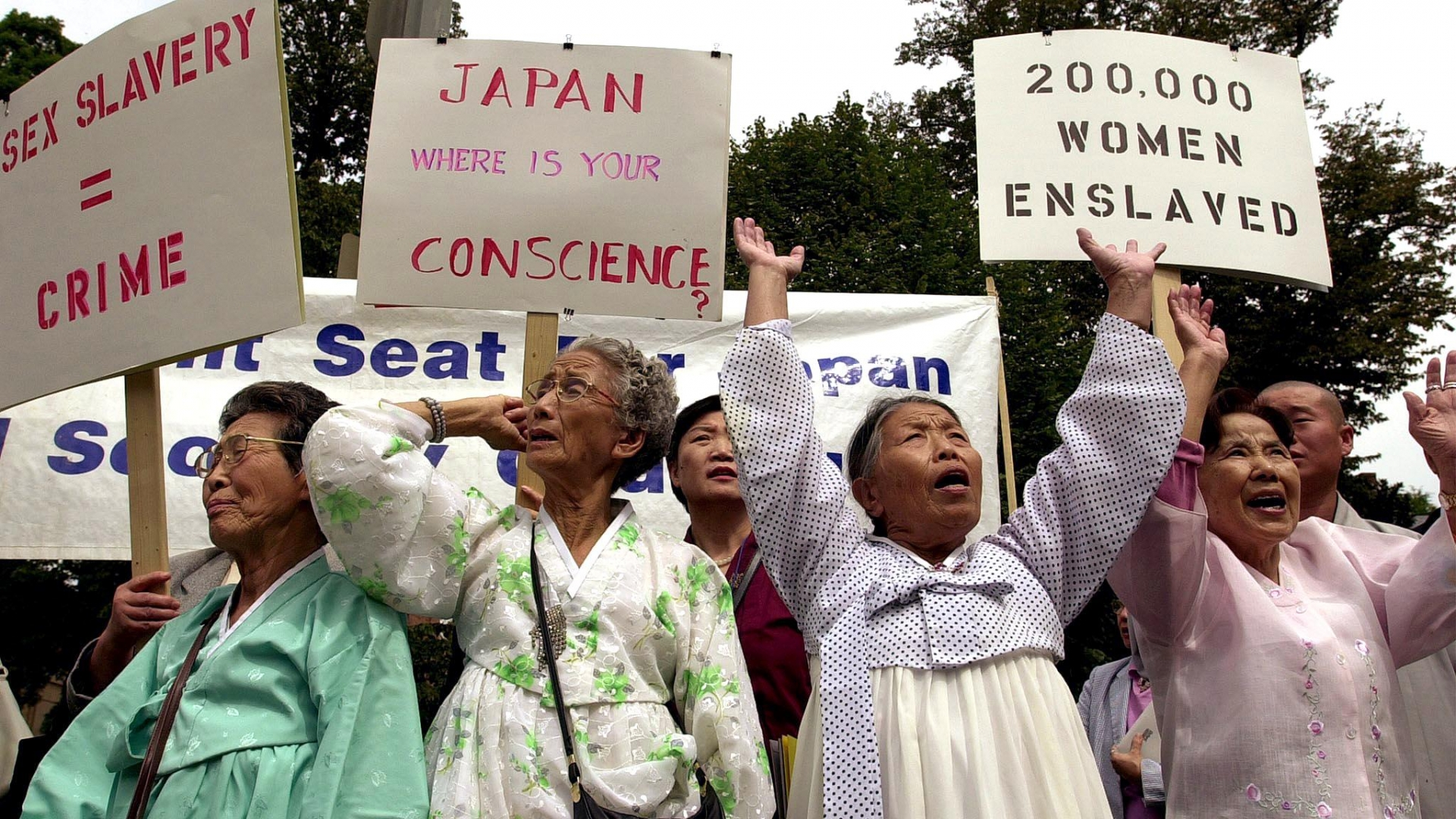 The Brutal History of Japans Comfort Women - History in