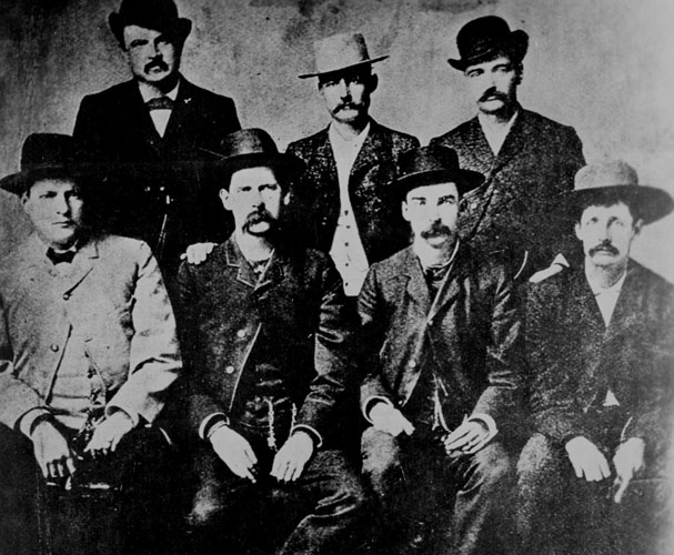 Outlaws of the Wild West