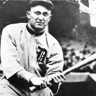 a biography of ty cobb the greatest baseball player in history Ty cobb is regarded by some as the greatest all-around baseball player who ever lived during his career, cobb set dozens of records, including lifetime batting average, which still remains unbroken.