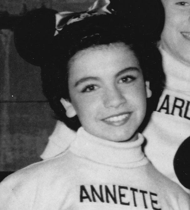 Annette Funicello (1942 – 2013)