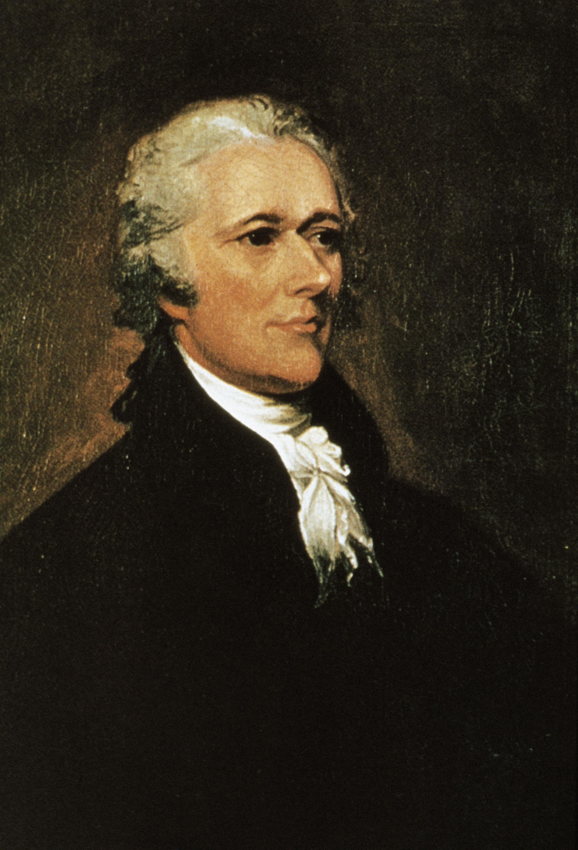 Alexander Hamilton Ale...