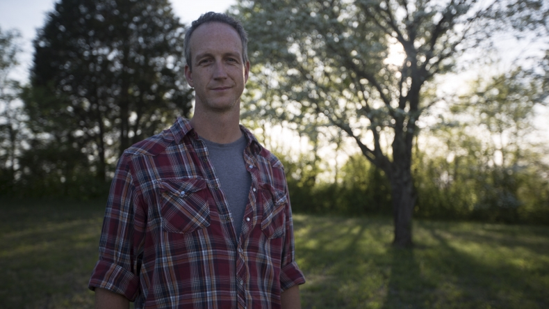 John Weisbarth interview from Tiny House Nation on FYI