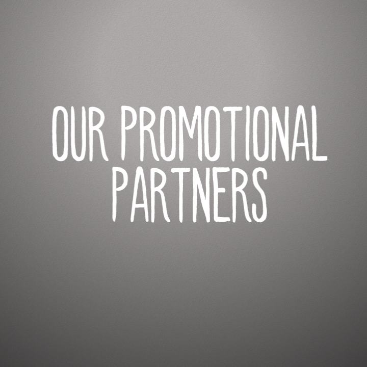 FYI network promotional partners pewter background