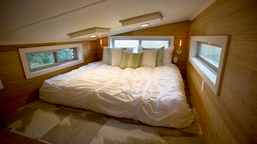 Tiny House Bed Ideas 25 Best Tiny Houses Ideas On Pinterest Tiny