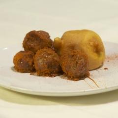 Marcus Samuelsson's Swedish Meatballs Recipe — Dishmaps