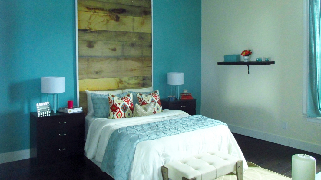 guestbedroommakeover  the finale pictures  rowhouse showdown, Bedroom decor