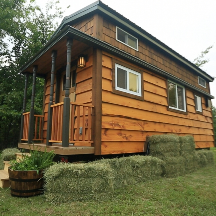 Minnesota tiny house