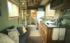 tiny house full kitchen tiny house nation - Tiny House Kitchen 2