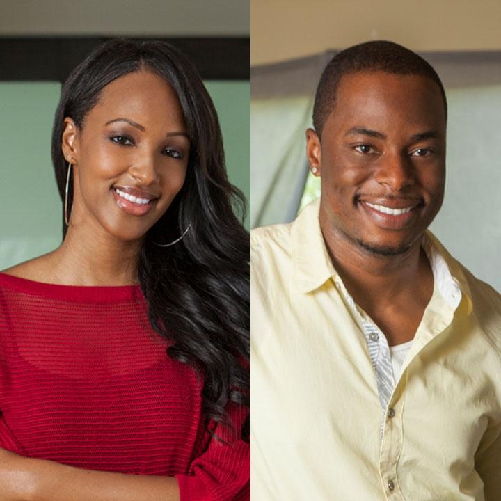 Aleshia & Houston Osemwengie