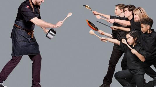 Man vs Child: Chef Showdown Videos