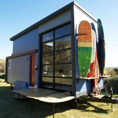 Tiny House Tour: Surf Shack Chic