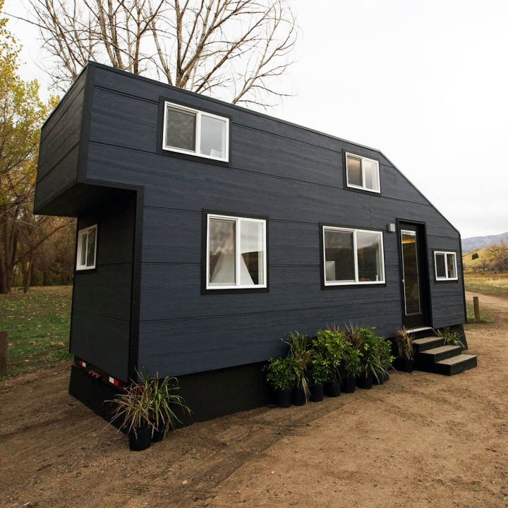 Tiny House Tour: Mobile Photo Studio