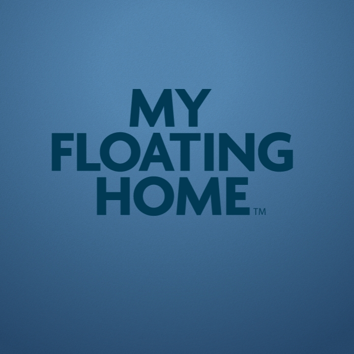 my floating home official logo