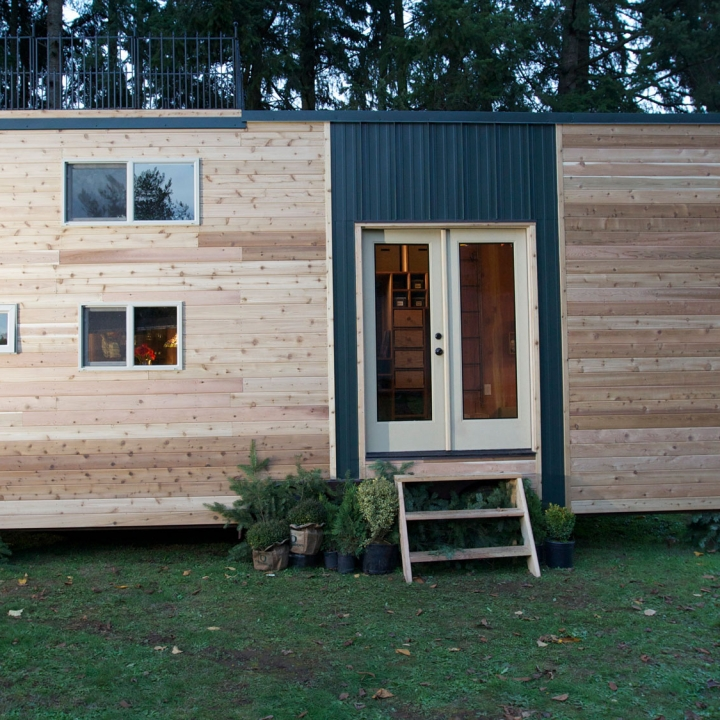Tiny House Tour: Mountaineer Dream House