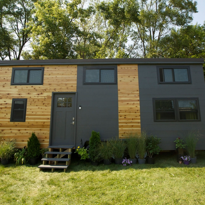 Tiny House Tour: Smart House